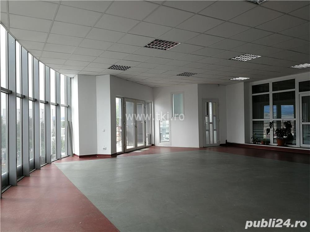 Spatiu comercial/birouri de inchiriat  Sibiu zona Aeroport