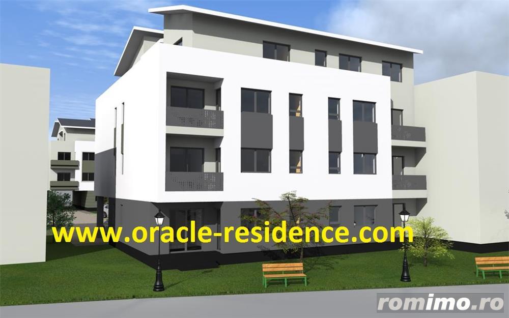 Ansamblul rezidential Oracle! www.oracle-residence.com! Apartamente noi, Ghiroda Padurea Verde!