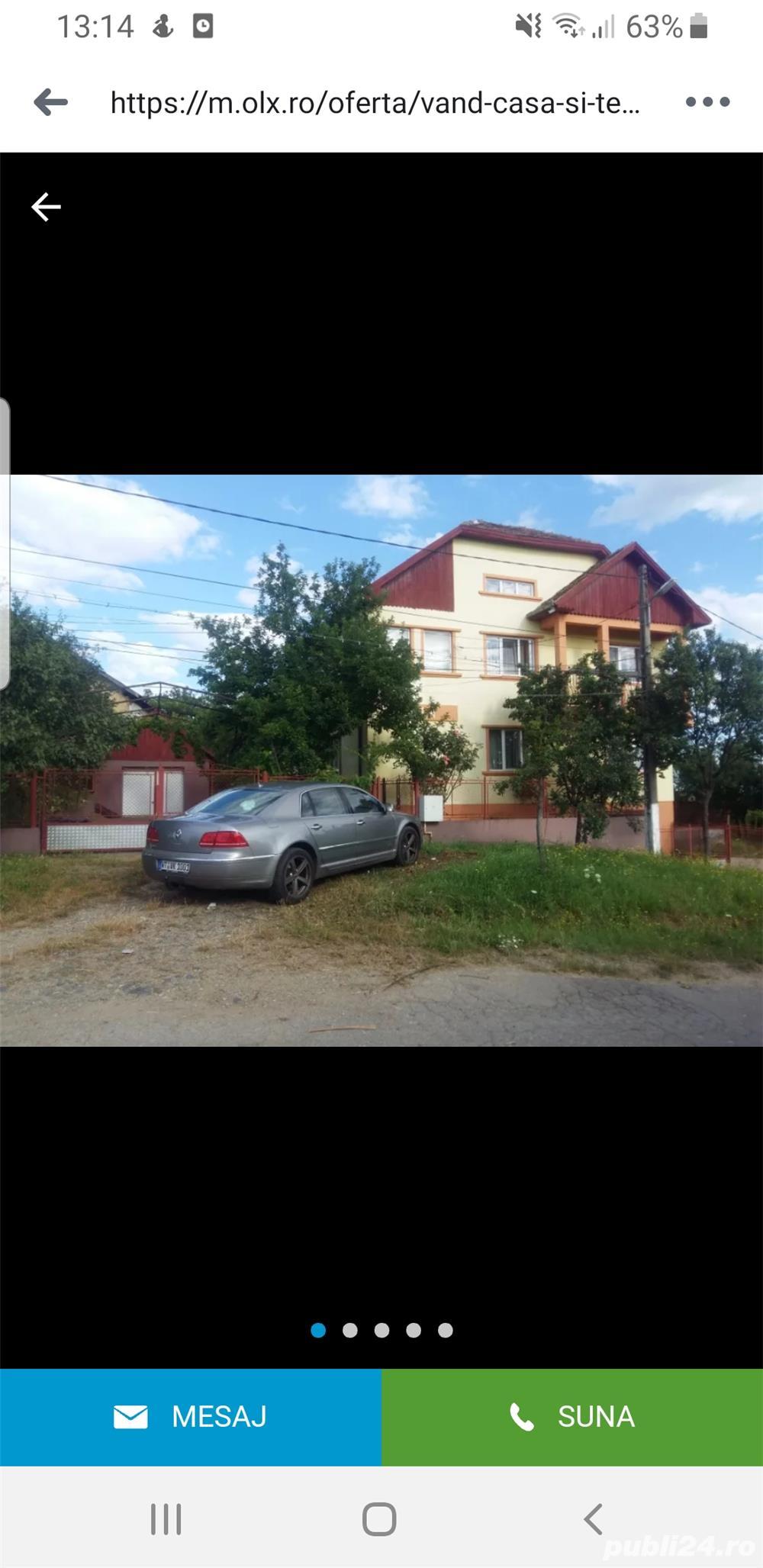 Vand casa si teren in Ardud, jud. Satu-Mare