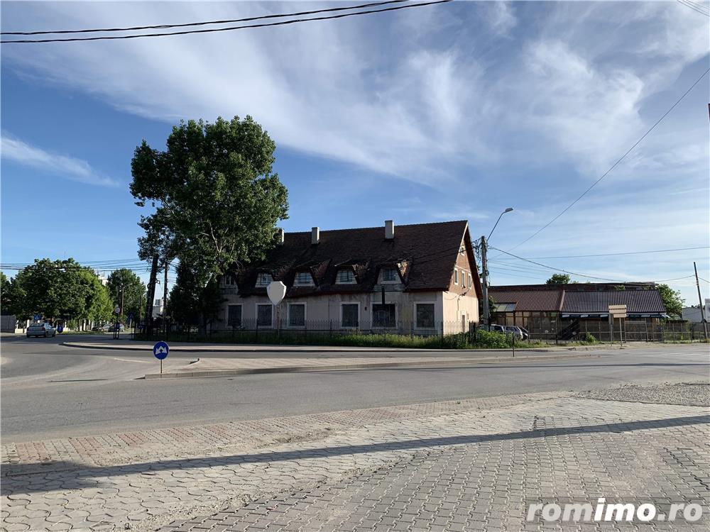 Restaurant HAN CIREASOV, teren - 3100 mp, pozitie comerciala de top