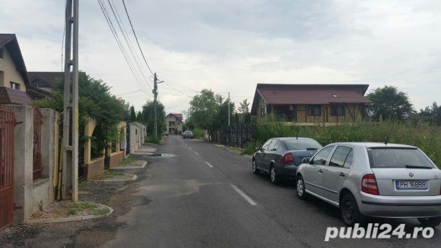 Teren Intravilan Bucov langa Parc, cartier Mica Roma