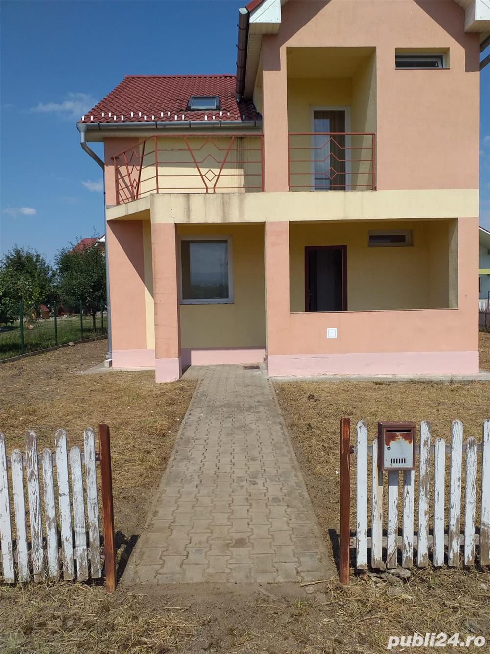 Oferta!!!Vind casa in Sura Mica(Sibiu)cartierul Eden 75000 €uro