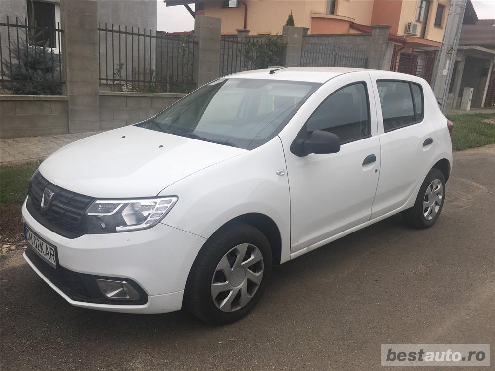 Dacia Sandero (2018) - 6300 neg