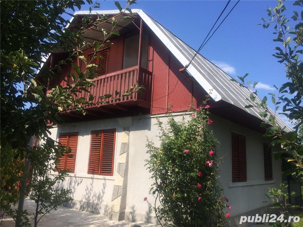 casa + teren in Finta/Dambovita