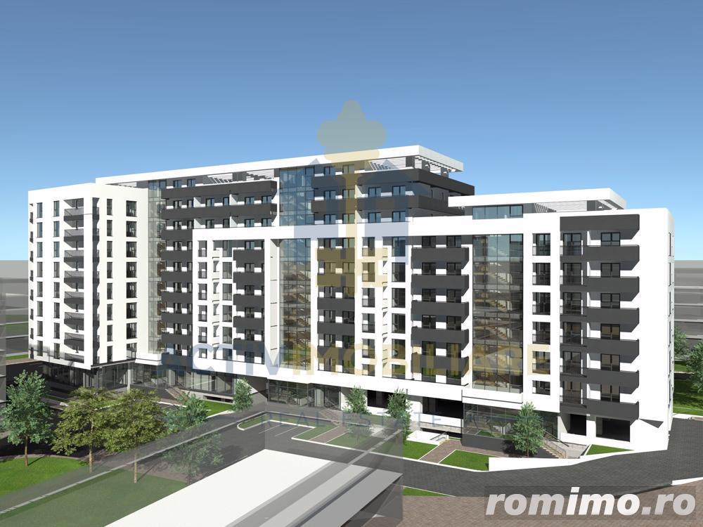 Apartament 2 camere, lux, 44 mp, zona Garii, 59.500 Euro