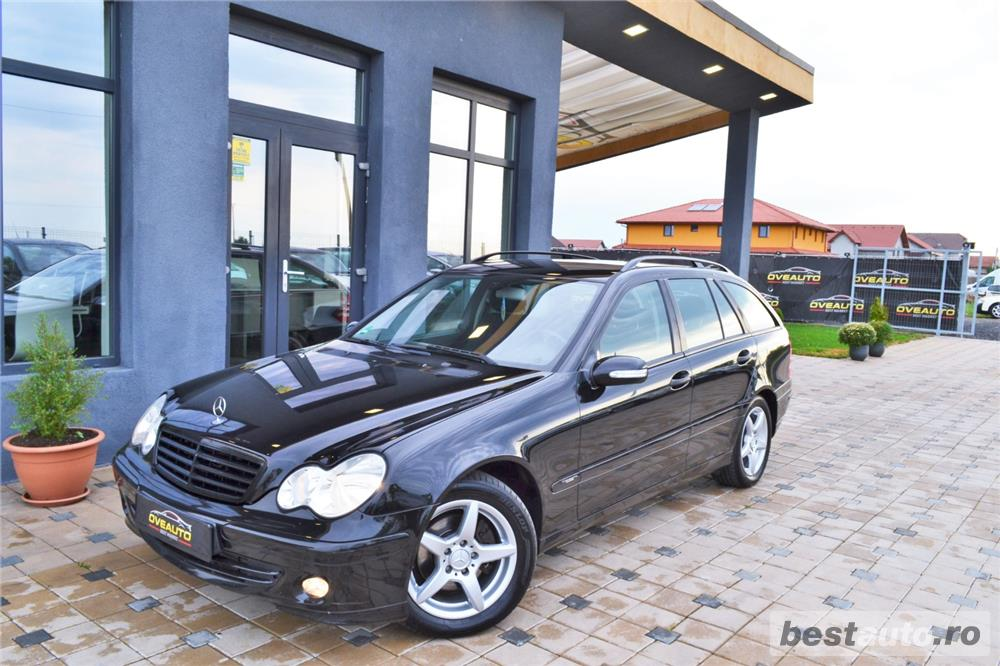 Mercedes c220 an:2005=avans 0 % rate fixe aprobarea creditului in 2 ore=autohaus vindem si in rate