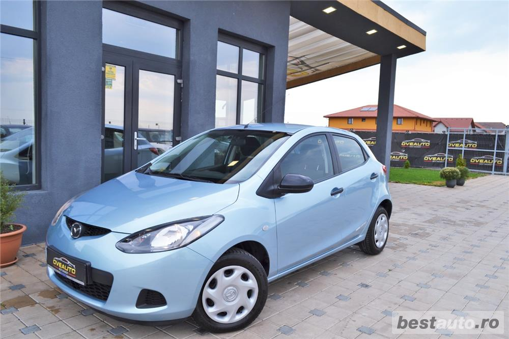 Mazda 2 an:2008=avans 0 % rate fixe aprobarea creditului in 2 ore=autohaus vindem si in rate