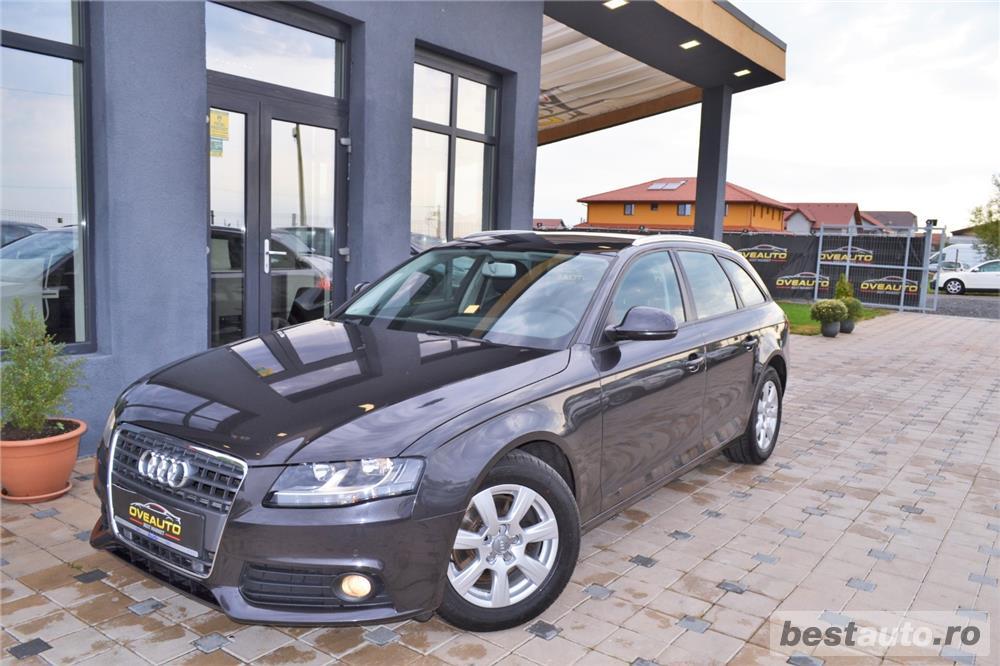 Audi A4 an:2009=avans 0 % rate fixe aprobarea creditului in 2 ore=autohaus vindem si in rate