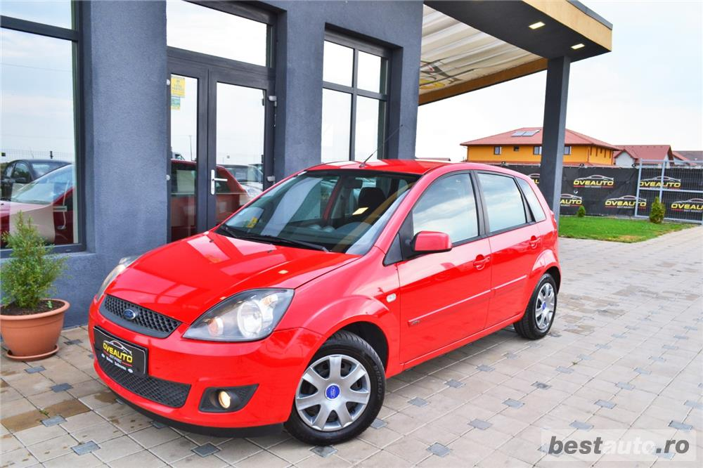 Ford Fiesta an:2007=avans 0 % rate fixe aprobarea creditului in 2 ore=autohaus vindem si in rate