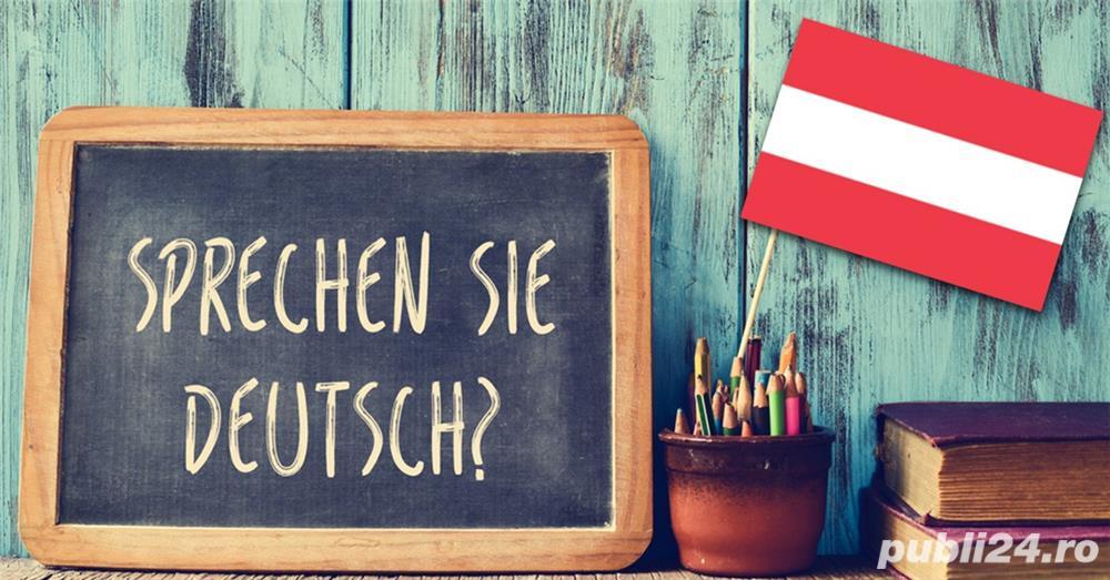 Oferim cursuri gratuite de limba germana pentru ingrijitoare incepand cu 2 septembrie