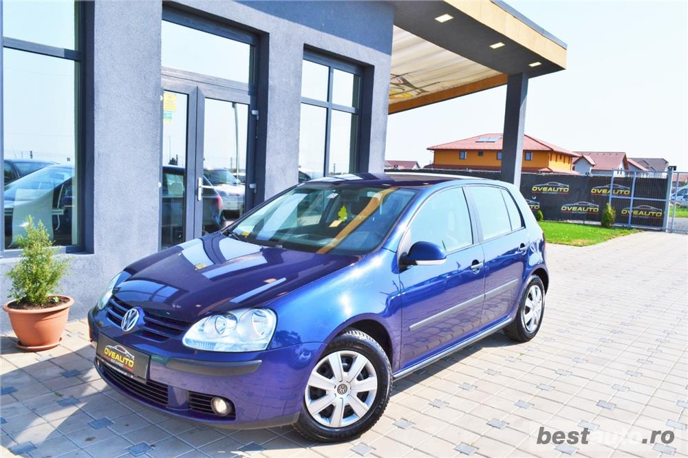 Vw Golf 5 AN:2005=avans 0 % rate fixe aprobarea creditului in 2 ore=autohaus vindem si in rate