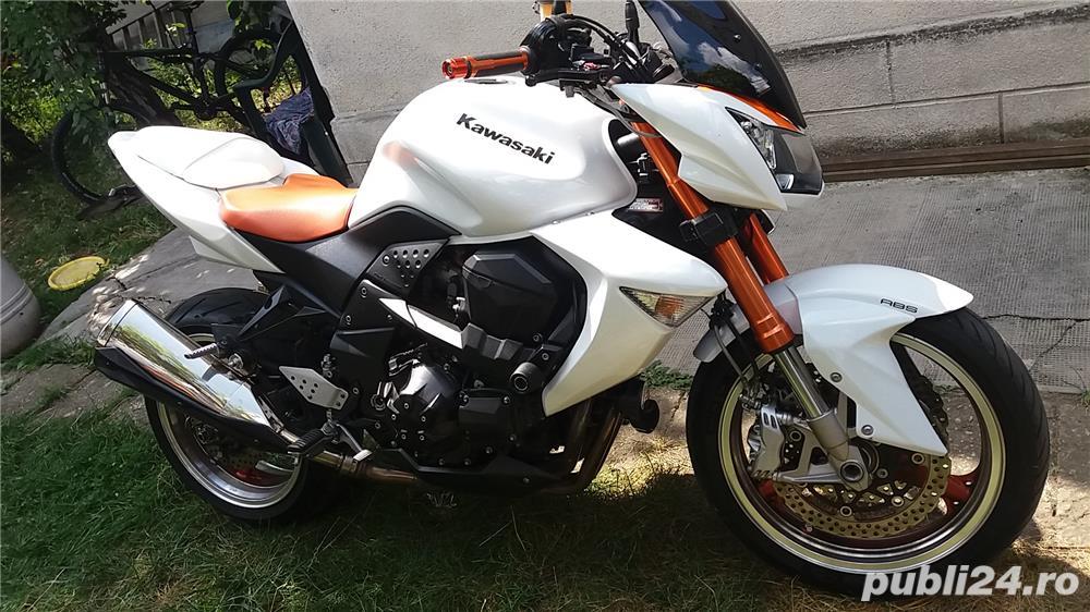Kawasaki Z1000 / Abs / 2008 / recent inmatriculat