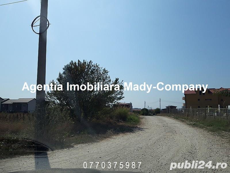 Teren intravilan de vanzare in Constanta, zona Mamaia sat