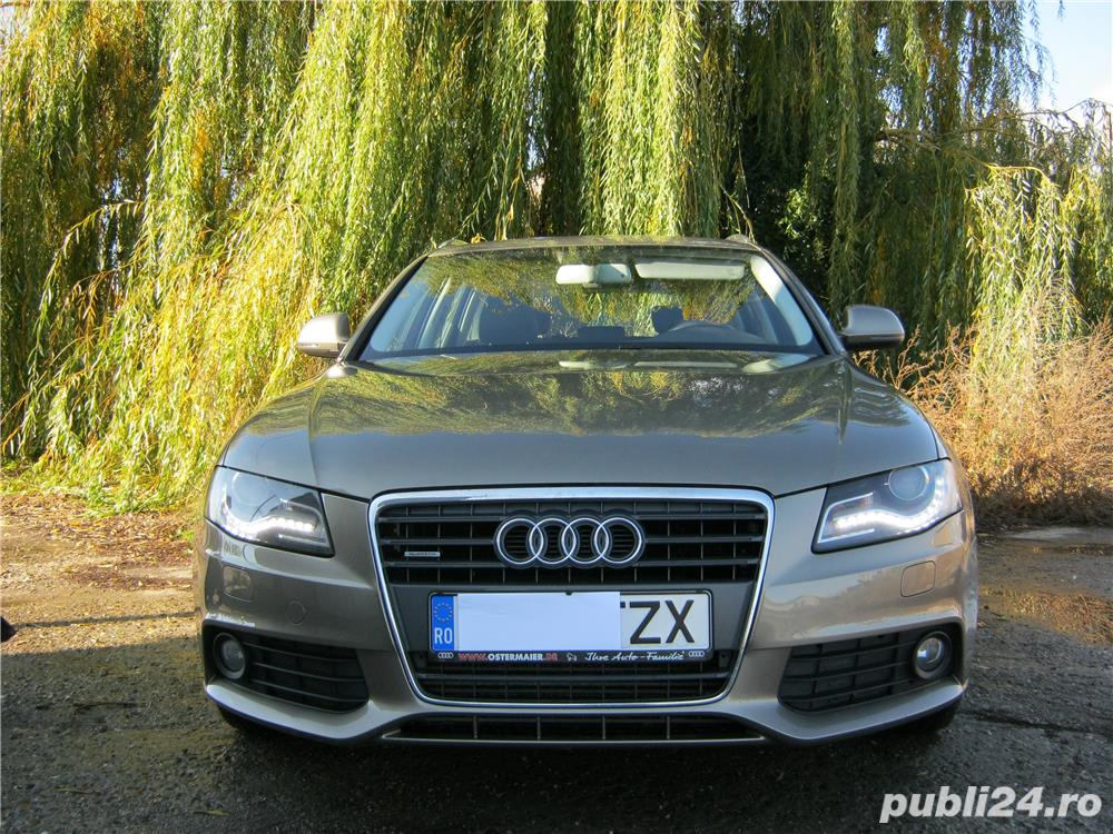 Audi A4 quattro  -  170 cp -