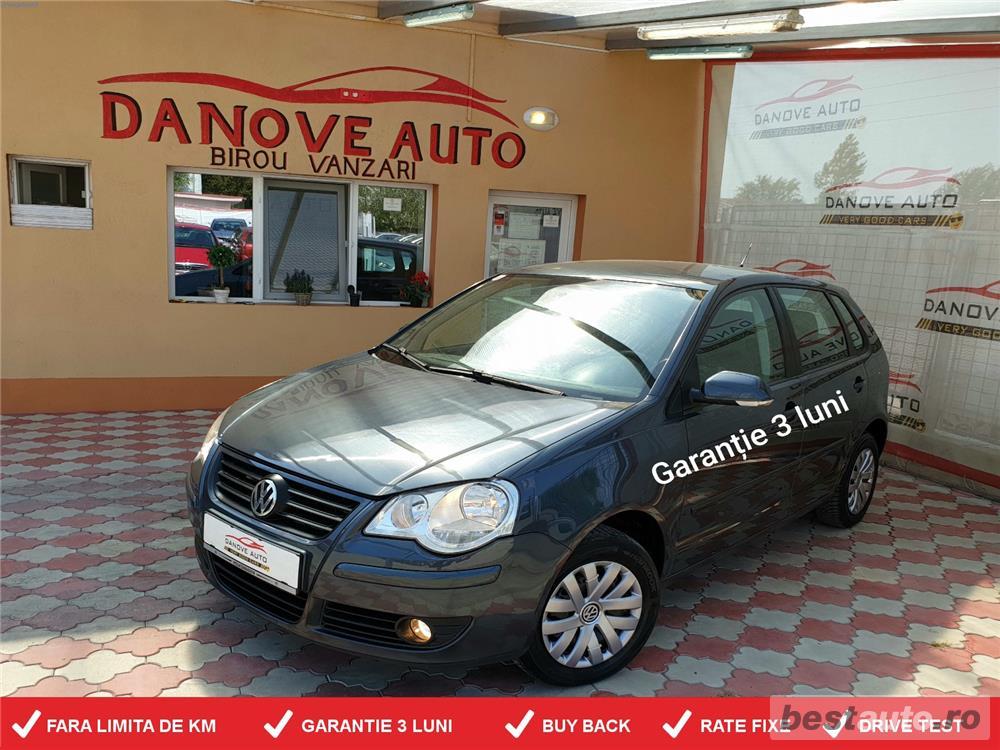 Vw Polo,GARANTIE 3 LUNI,BUY BACK,RATE FIXE,motor 1200 cmc,Benzina,Clima