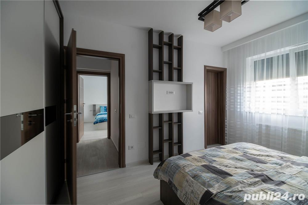 Apartament 3 camere, la cheie, cu 2 balcoane,89,81 mp utili,Fundeni,Dobroesti