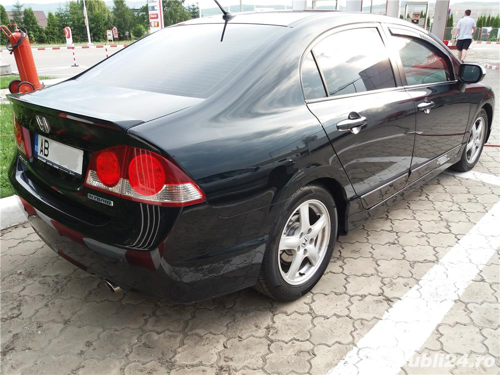 Honda Civic Sedan 2008 impecabila