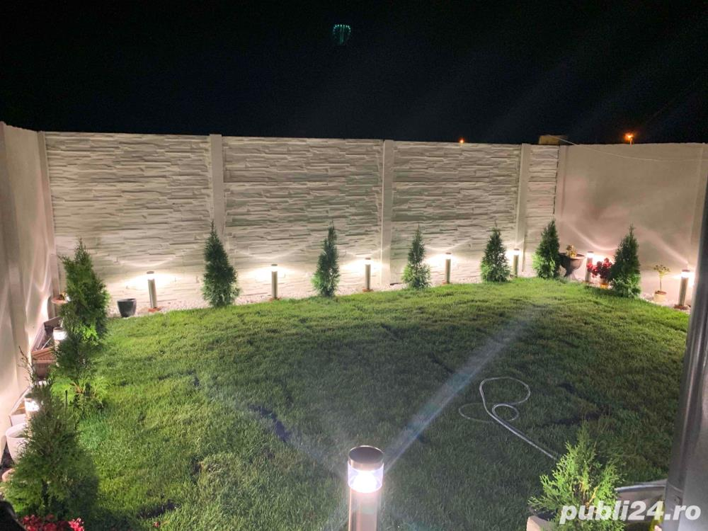 Proprietar vand casa/ vila lux, cu 4 camere Timisoara -Giroc- Chisoda
