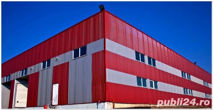 DE VANZARE Modul Hală în Zona Industrială de Vest, Arad