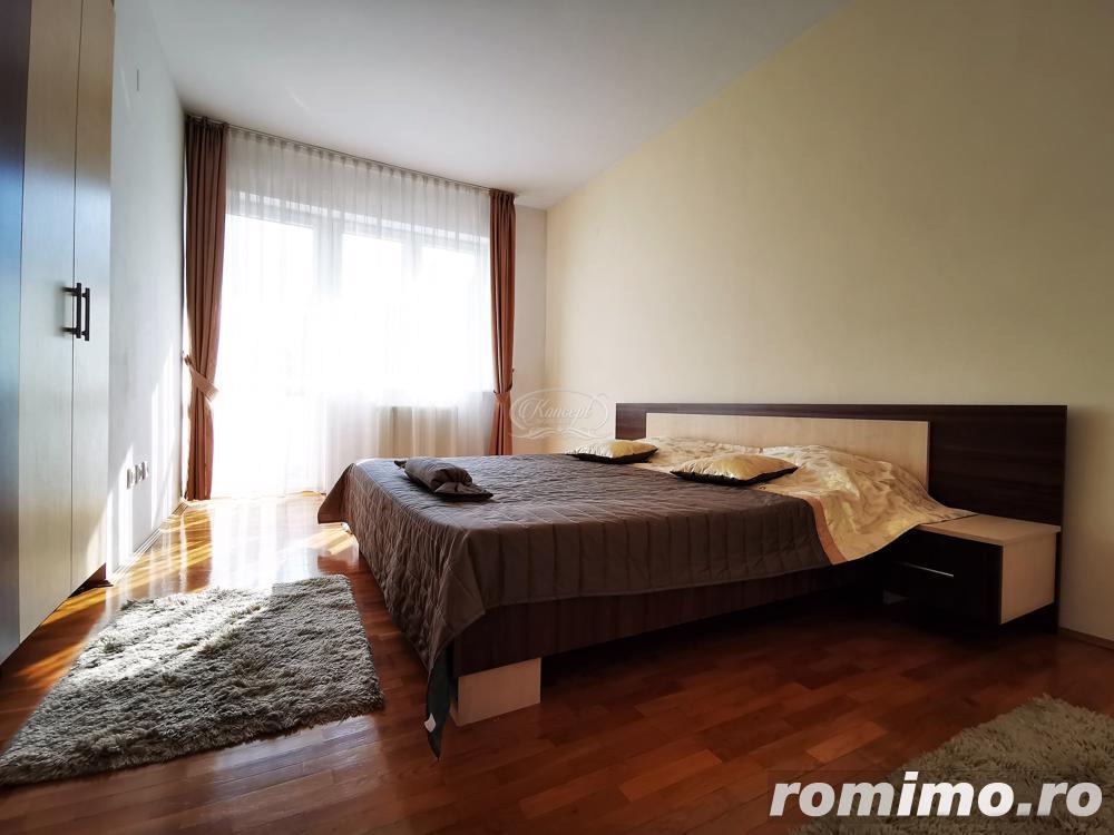 Apartament cu 3 camere lux in Andrei Muresanu