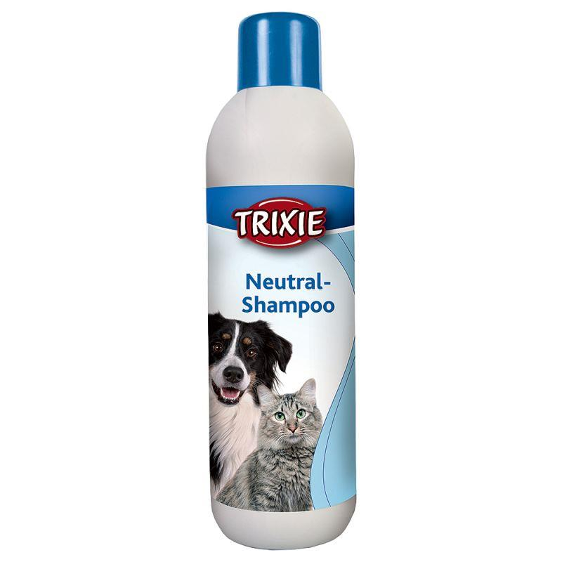 Trixie Neutral Shampoo Șampon animale caini pisici catei pisicute catelusi pisicutze catzelusi mate