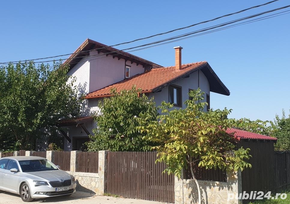 Casa P+M Olteni Domnești Prel. Ghencea