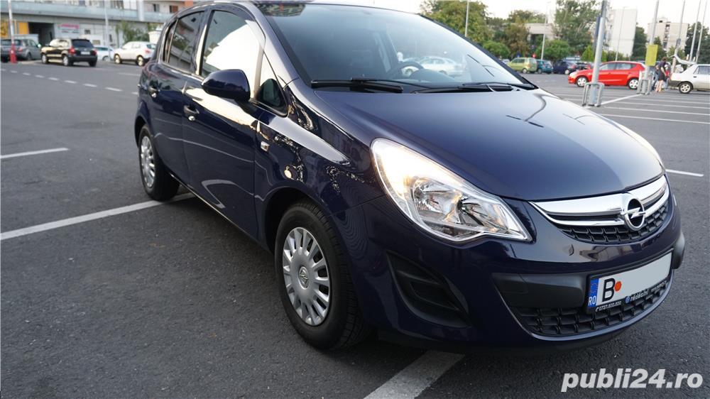 Opel Corsa D, 2013, 1.2, 16V Benzina, 85CP, 85.000km