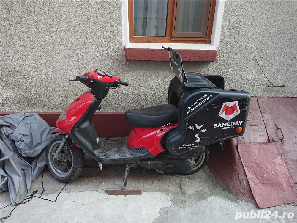 Tgb bk8 125cc