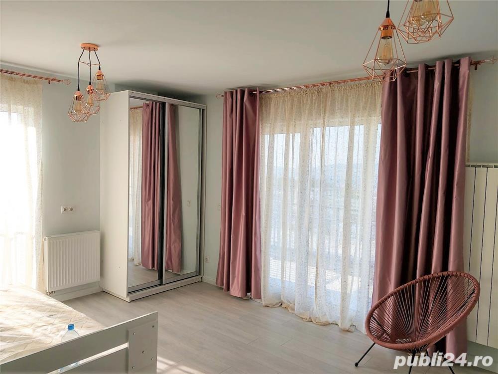 Apartament cochet cu 1 camera pentru o fata cocheta, pe calea turzii cartier zorilor