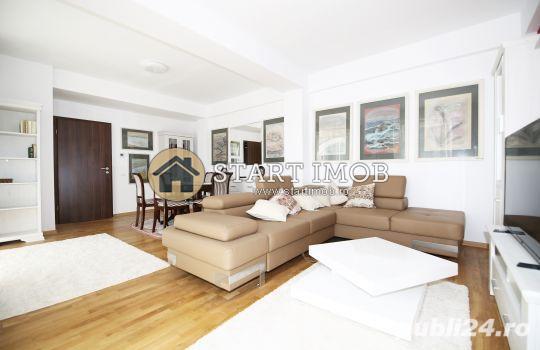 STARTIMOB - Inchiriez apartament mobilat Dealul Morii Residence cu parcare subterana