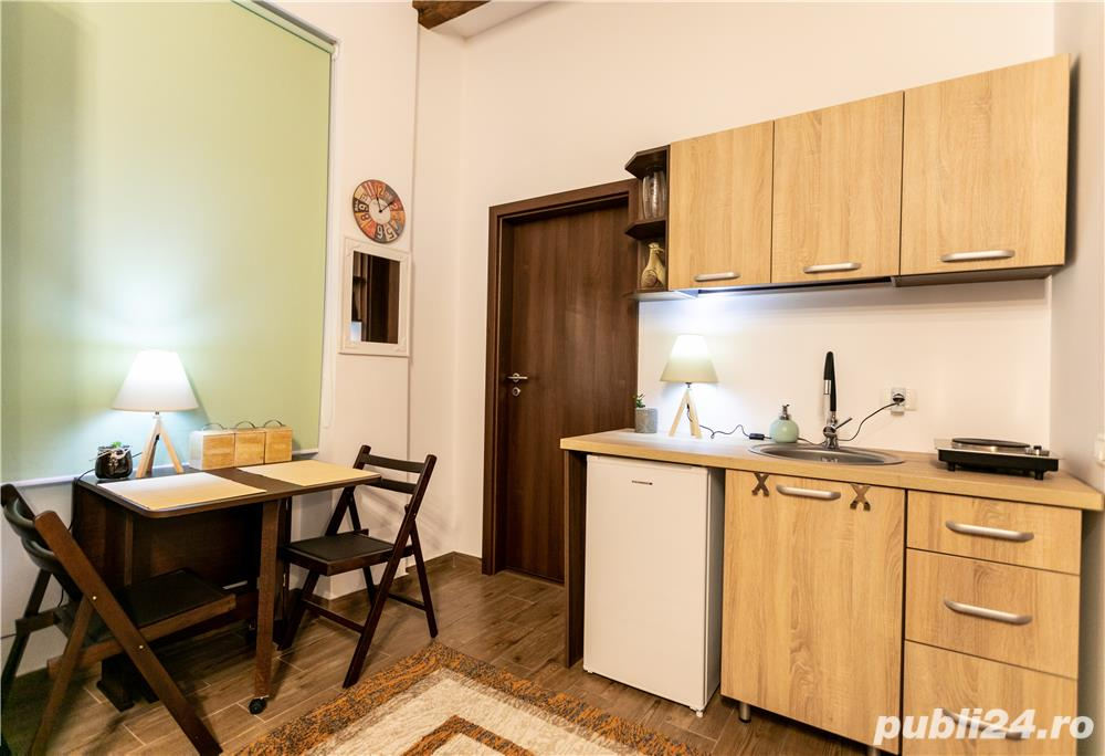 Apartament (Studio) LUX Regim Hotelier, Centru Vechi Brașov!!