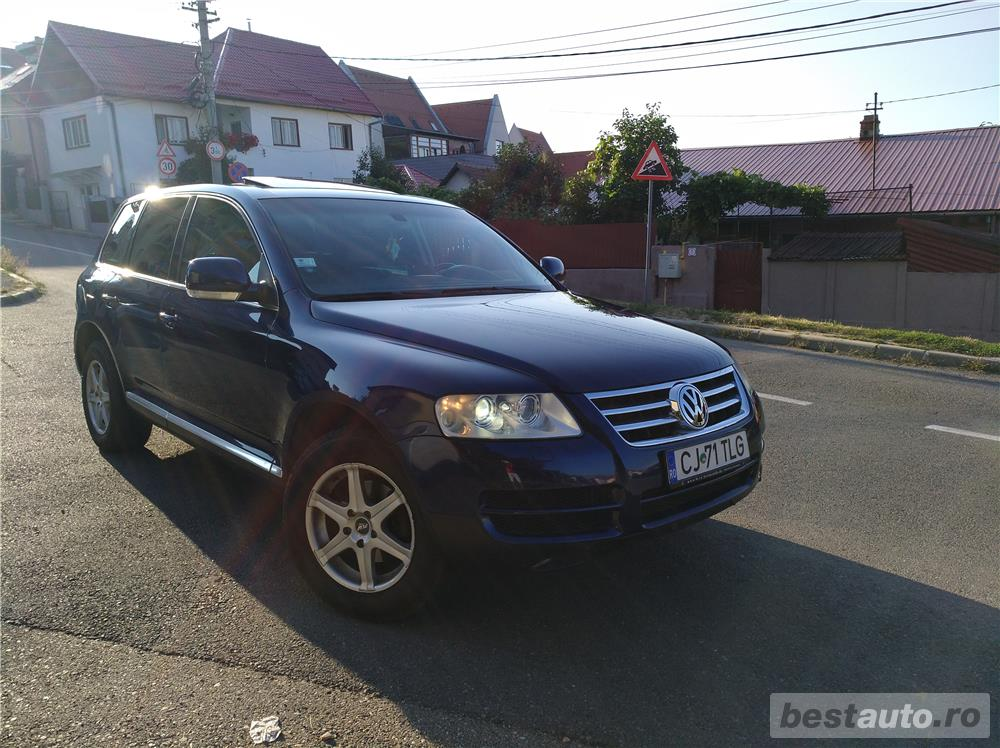 Vw Touareg 2.5 Tdi 4x4 Full