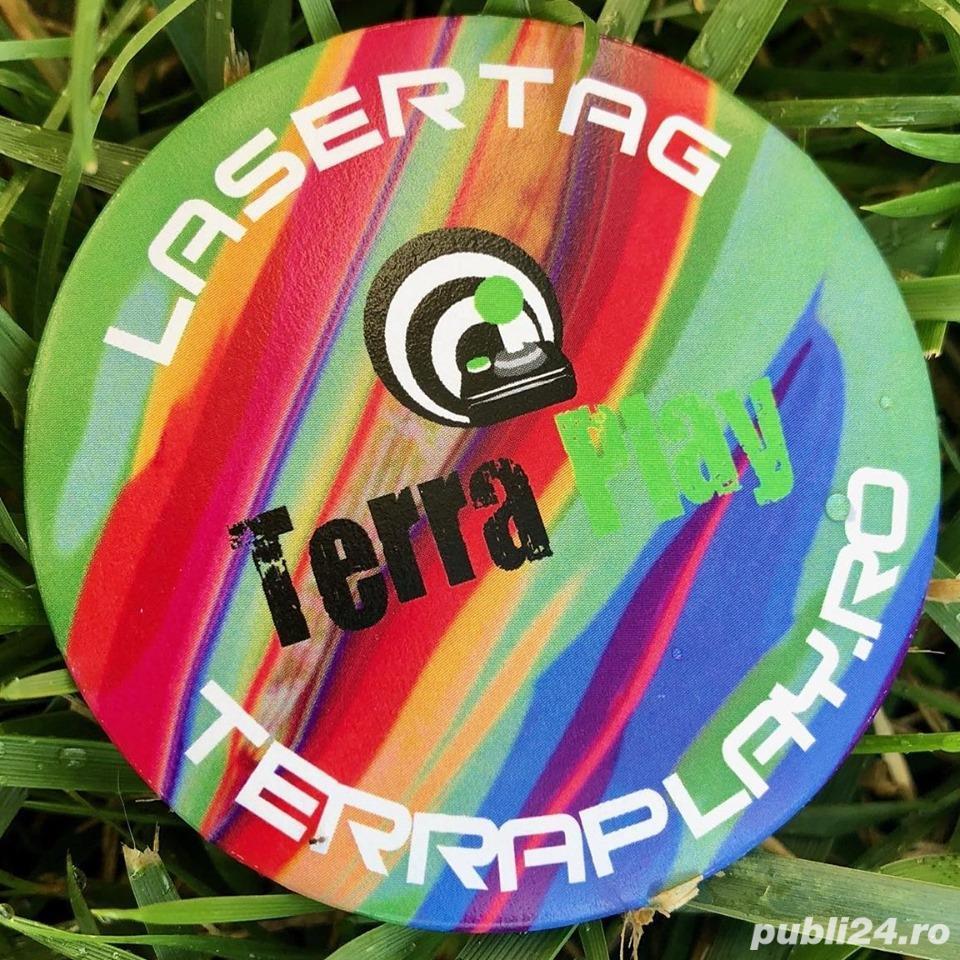 Fun job- Supraveghetor copii Terraplay Laser Tag
