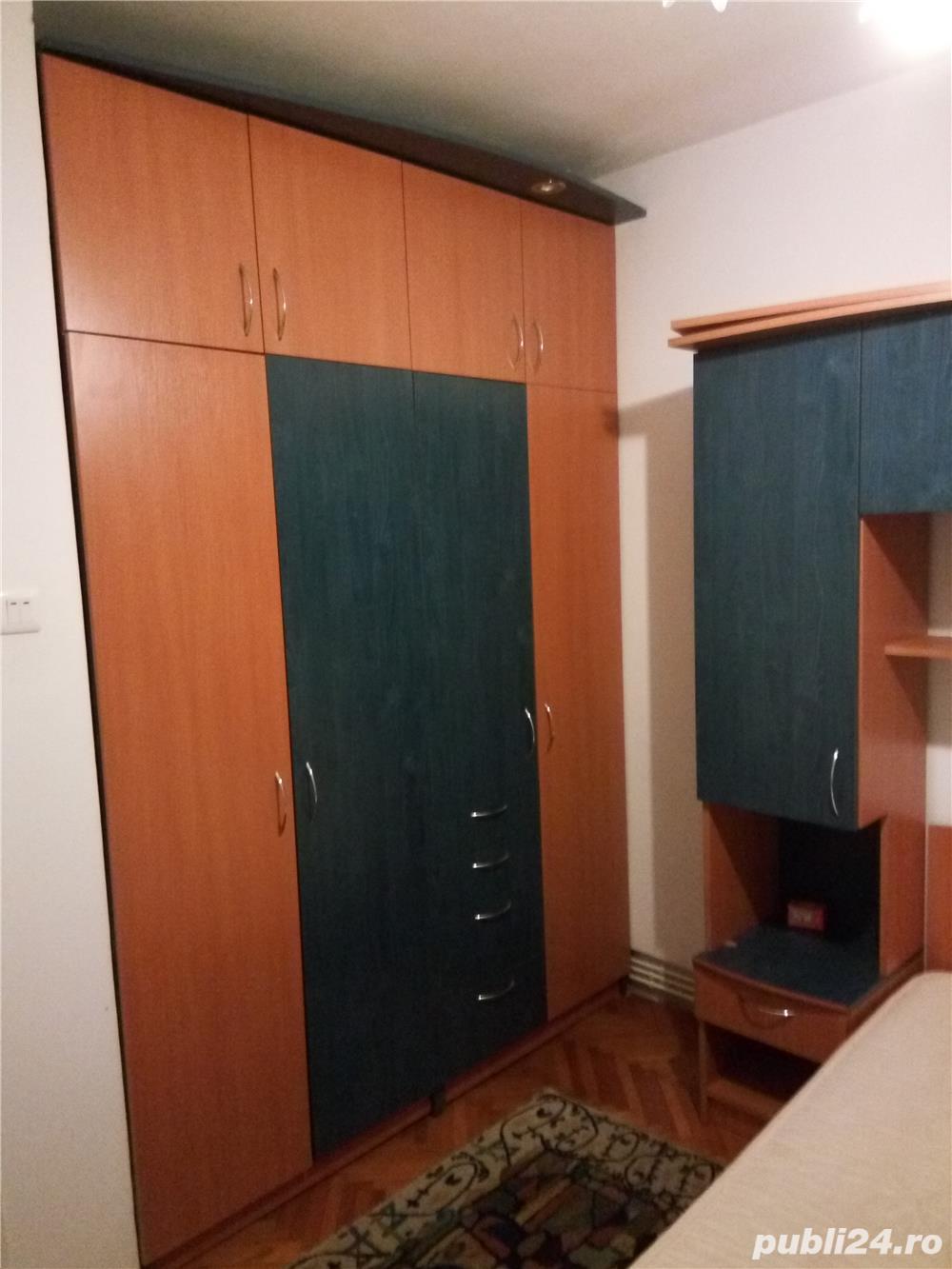 Inchiriez apartament 3 camere, cart Grigorescu