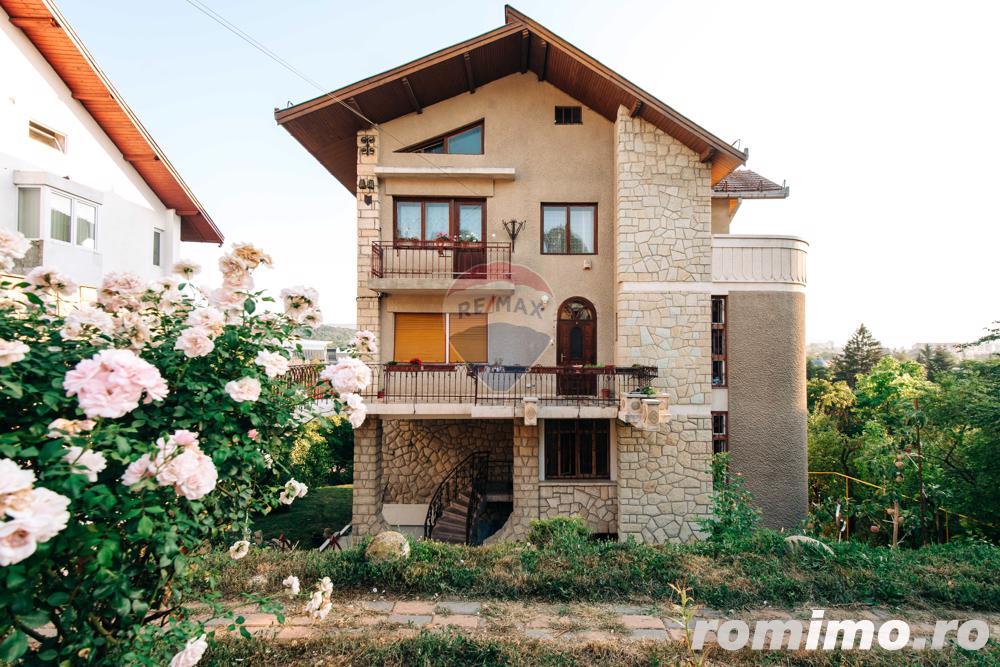 Exclusivitate!  Vanzare vila in cartierul Grigorescu