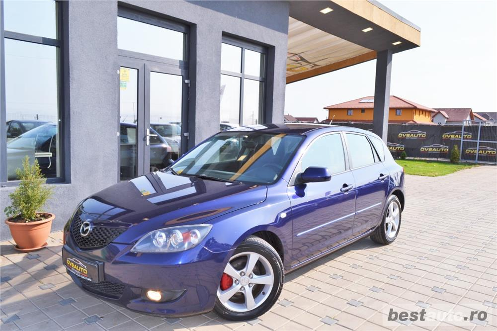 Mazda 3 AN:2004=avans 0 % rate fixe aprobarea creditului in 2 ore=autohaus vindem si in rate