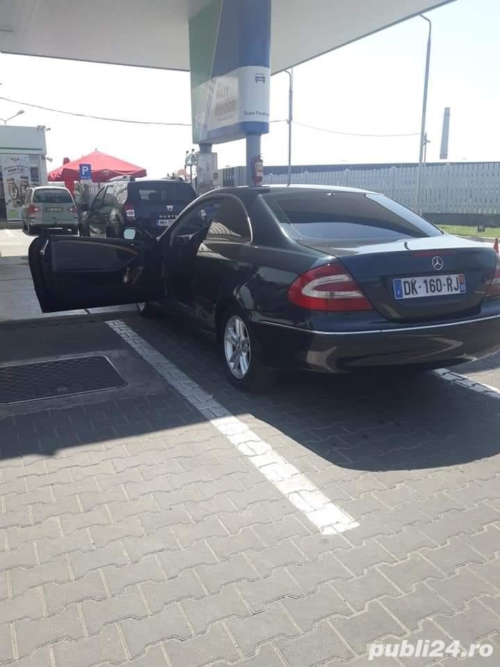 Mercedes-benz Clasa CLK CLK 270