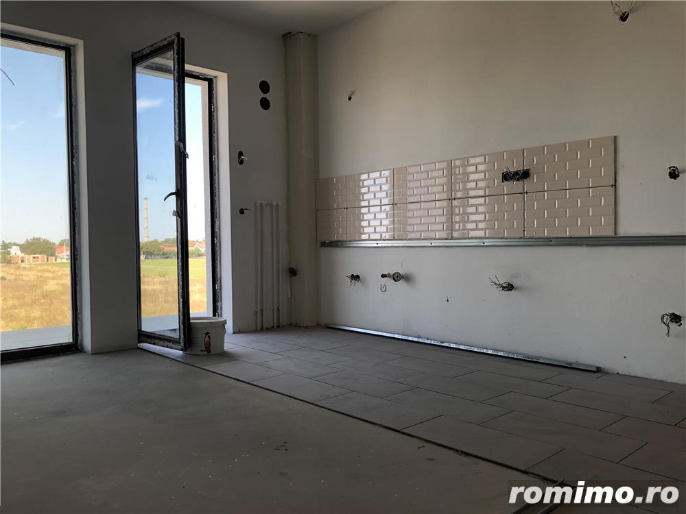 Apartament 2 camere 52mp +balcon 6mp, localitatea Giroc