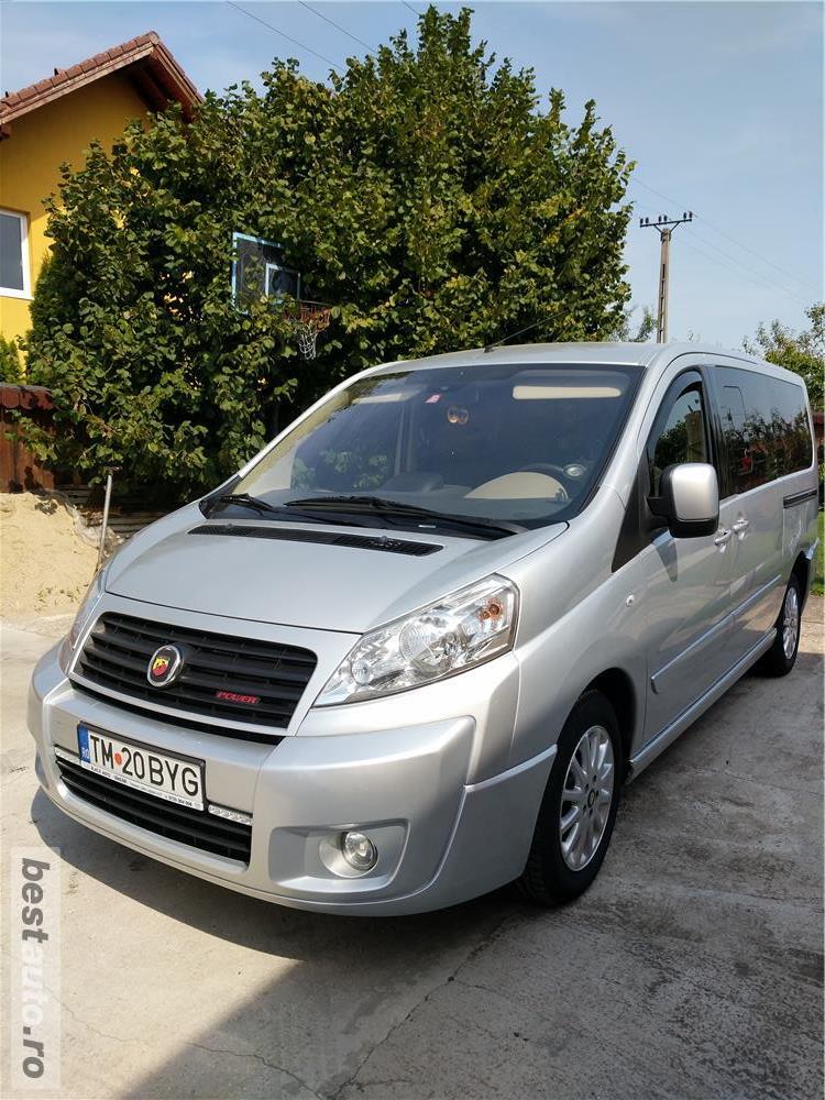 Fiat Scudo Panorama 8+1 136 CP