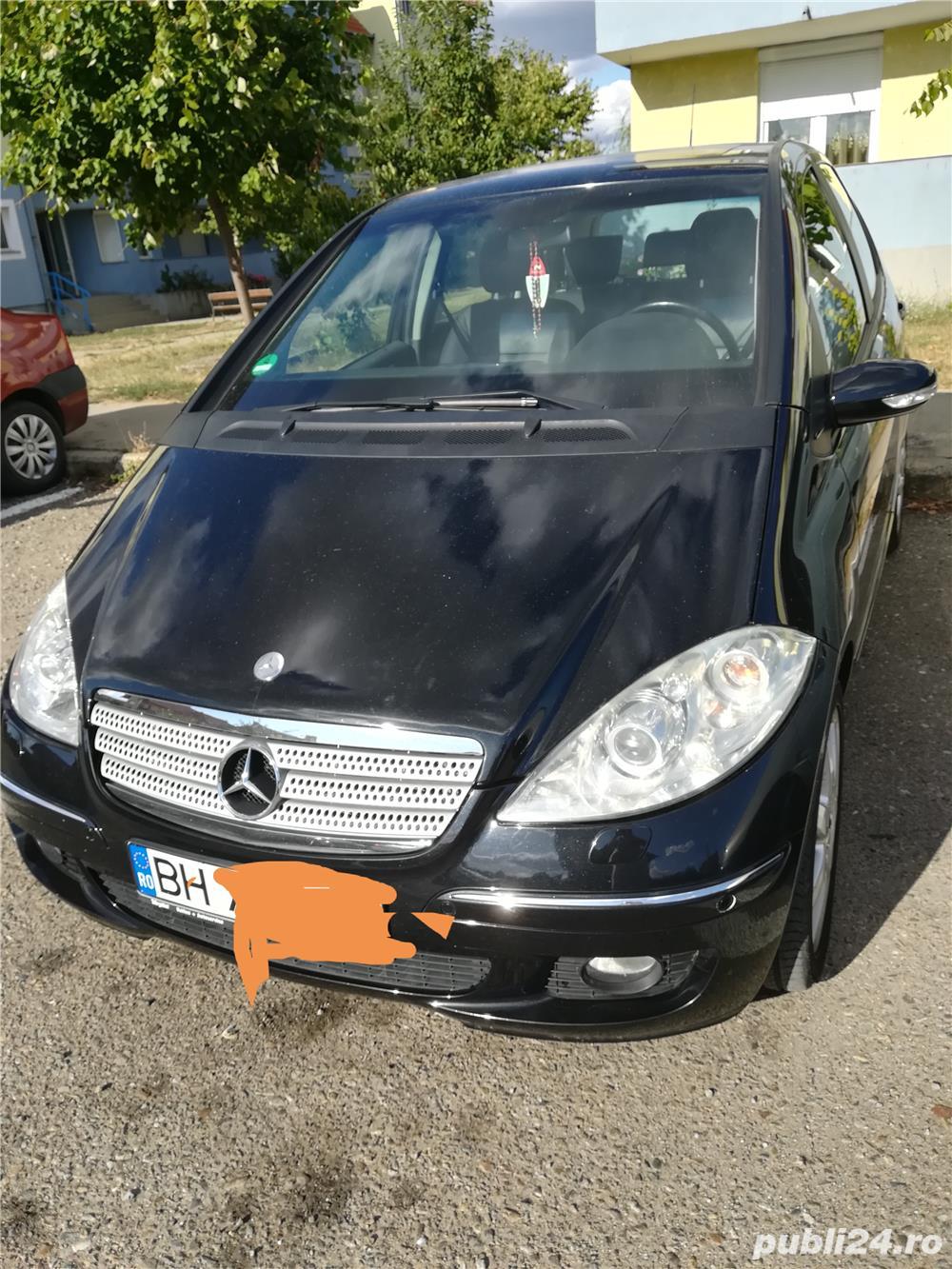 Vând sau schimb Mercedes Benz