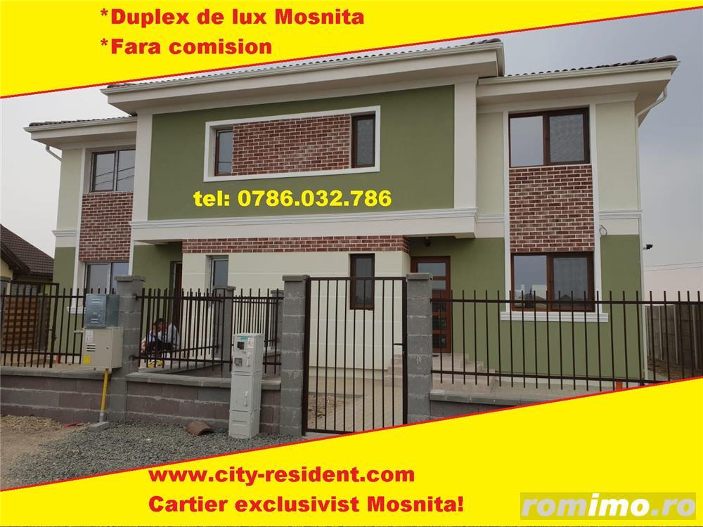 CITY RESIDENT - 1/ 2 DUPLEX LUX MOSNITA CONSULTANTA DESIGN INTERIOR, FARA COMISION, PRET PROPRIETAR
