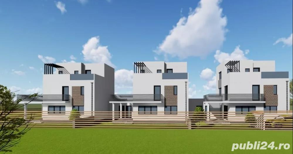 Casa individuala in Selimbar, comision 0