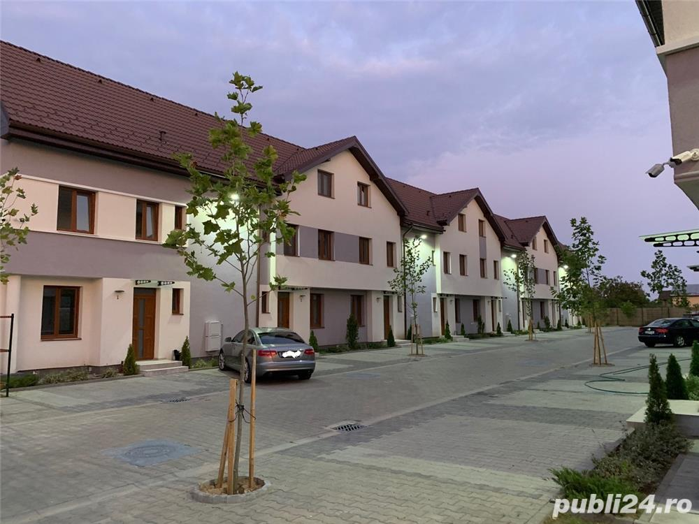 Casa la Metrou Straulesti, Magnolia Urban Gardens, parcare + mansarda finisata