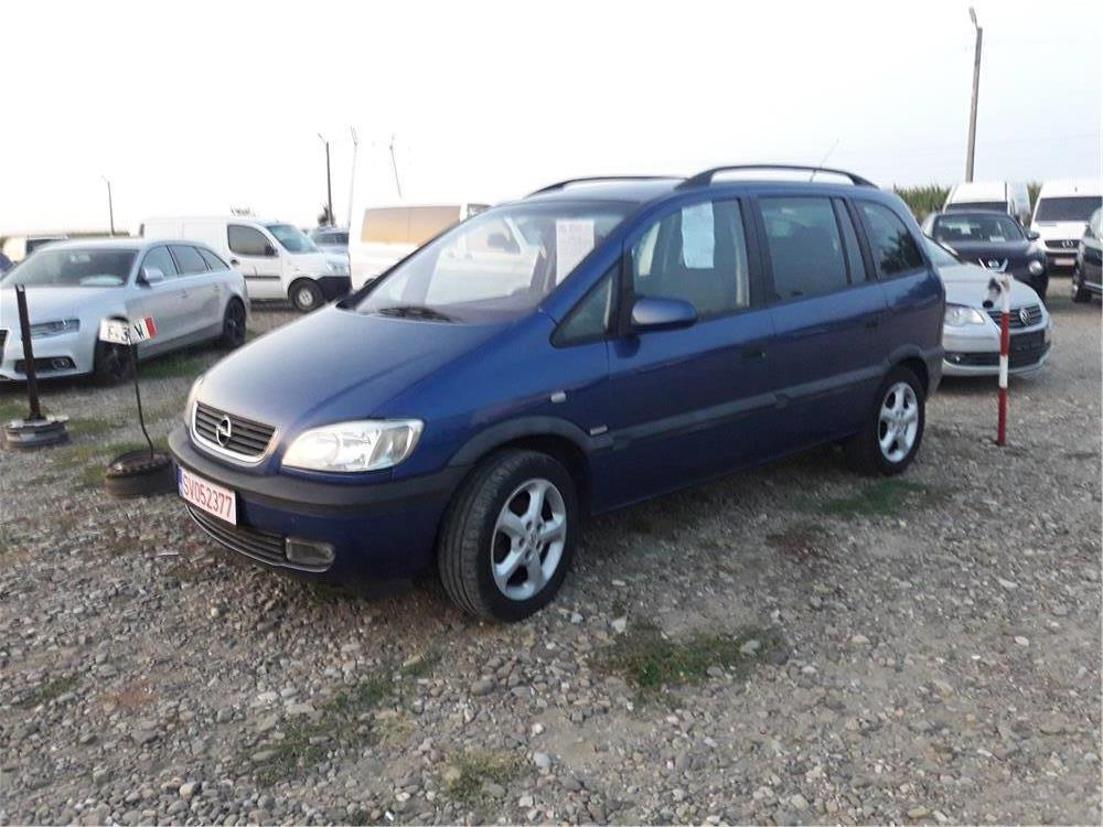 Opel Zafira diesel.7 locuri