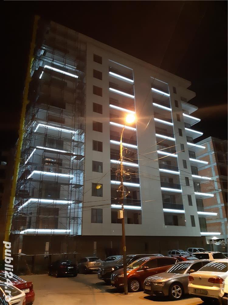 Proprietar-Vand-Apartament 2 camere-bloc nou 2019 (se va preda mobilat si utilat complet)