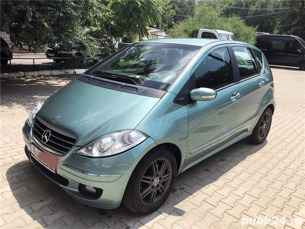 Mercedes-benz Clasa A 180