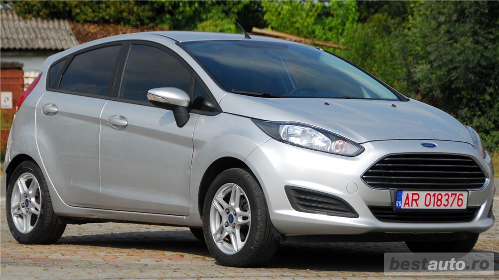 Ford Fiesta 1.25 Benzina GPL 2017 82 CP