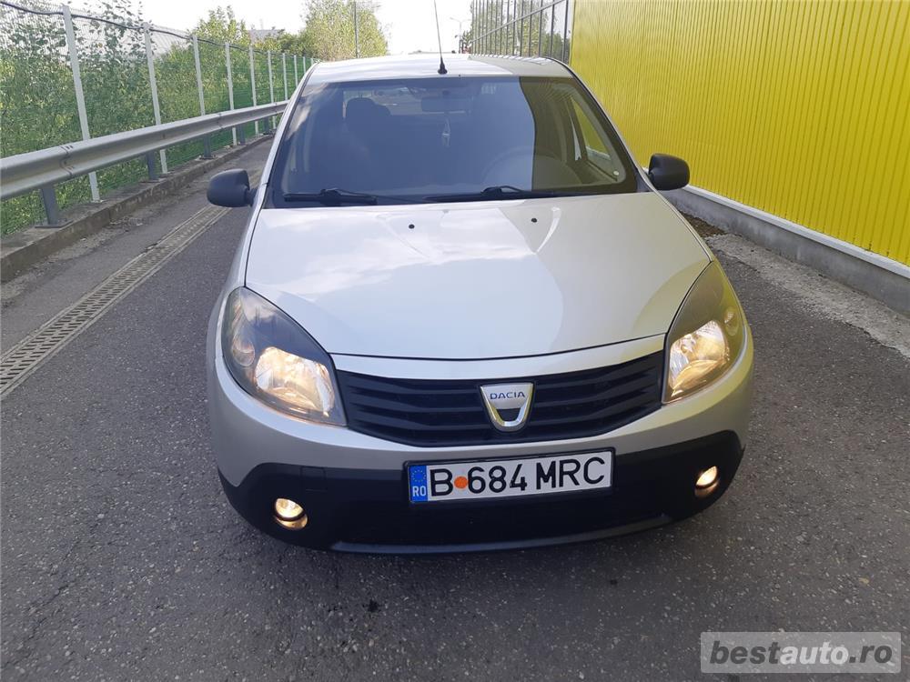 Dacia Sandero/euro 5/an 2012/1.6 mpi