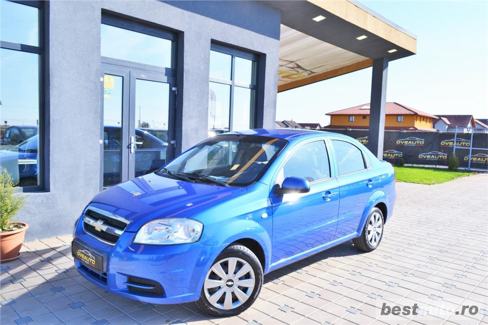 Chevrolet aveo AN:2007=avans 0 % rate fixe aprobarea creditului in 2 ore=autohaus vindem si in rate