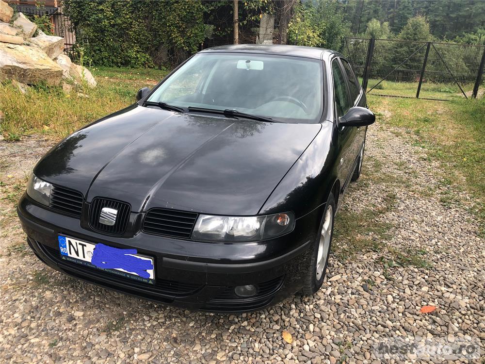 Vand Seat Toledo 2004, benzina, 1600 cmc, 16v, 105cp, EURO4